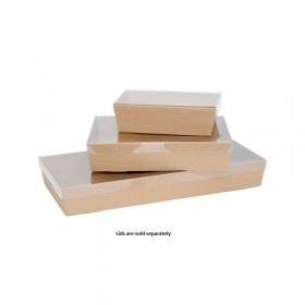 High Snack Box KRAFT Plan 205x106x95 150 pcs