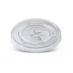 PET flat lid /X slot for...