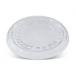 PET flat lid/no hole for...