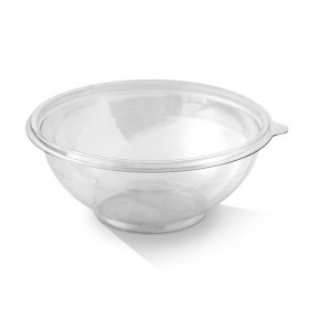 Clear PET Salad Bowl...
