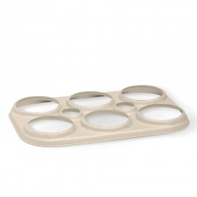 6 Beer Holder - Compostable...