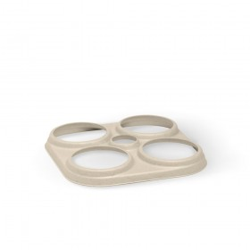 4 Beer Holder - Compostable...