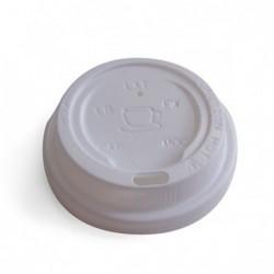 8oz Coffee Cup Lids Plastic...