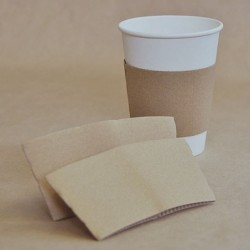 8oz Coffee Cup Sleeves -...