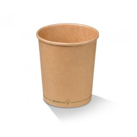 32oz PLA Coated Brown Paper...