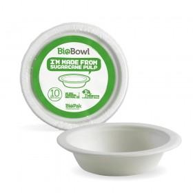 500ml bowls - 10pk - white...