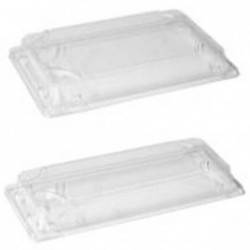 Sushi Tray Lid Medium (PE)...