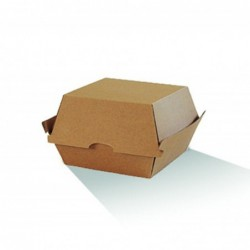 Burger Box - Brown...