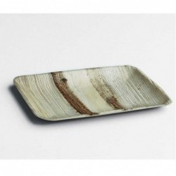 Palm Leaf Plate Rectangle...