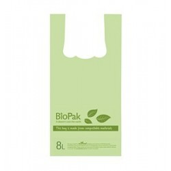 8L Bioplastic Checkout Bag...