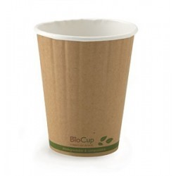 12oz Double Wall Bio Coffee...