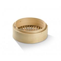 Bamboo Dumpling Steamer...