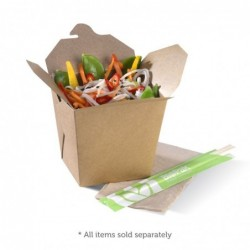 16oz Bio Noodle Box - 75 x...