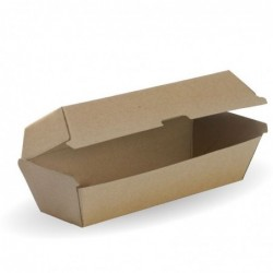 Hot Dog Box Bio 209x70x76mm...