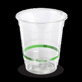 250ml cup - BioPak clear...