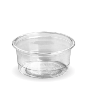 90ml Sauce BioCups - clear...