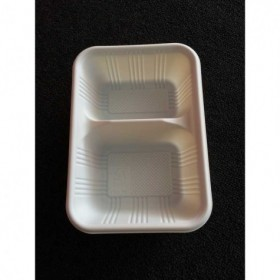 Bio Cornstarch Takeaway Box...