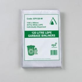 120 Ltr Garbage Bin Liner -...