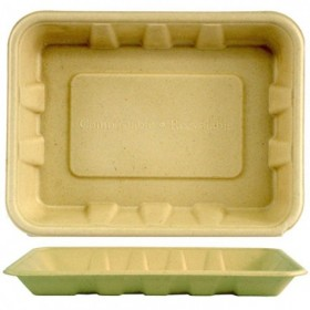 Compostable Sandwich Tray...
