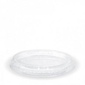 Clear Flat lid - no hole -...