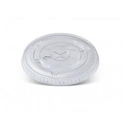 10/12oz Cup PET flat lid /X...